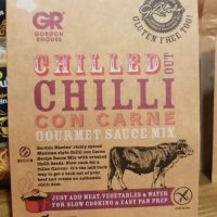 Gary Rhodes Chilled Chilli Con Carne
