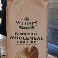 Wrights Wholemeal Bread mix