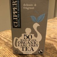 Clipper Organic Earl Grey teabags 50