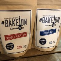 #Bakeon Cookie Mix (gf)