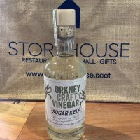 Orkney Craft Vinegar Sugar Kelp