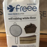 Doves Farm self raising white flour (GF)