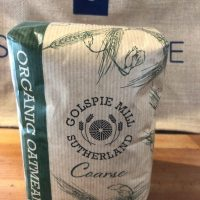 Golspie Mill Coarse Oatmeal