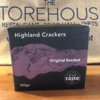 Highland Crackers original seeded