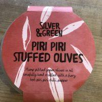 Piri Piri Stuffed Olives