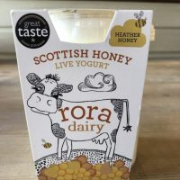 Rora Dairy Scottish Honey Live Yogurt
