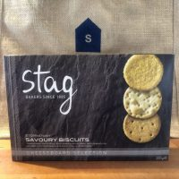Stag savoury biscuit selection