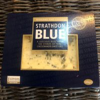 Delicious Creamy Blue Cheese made locally