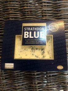 Delicious Creamy Blue Cheese made locally