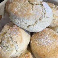 The Storehouse Homemade Plain scones