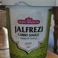 Jalfrezi Curry Sauce