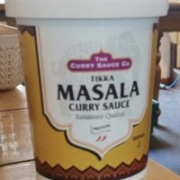 Masala Curry Sauce