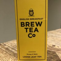 Brew Tea Co Loose leaf English Breakfast Tea