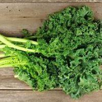 Bunch of fresh kale (250g)