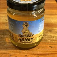Papa Bear's blossom honey