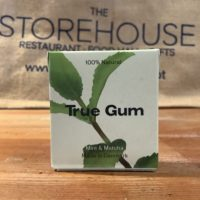 True Gum with mint and matcha