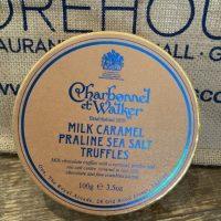 Charbonnel et Walker Milk Caramel Praline Sea Salt Truffles