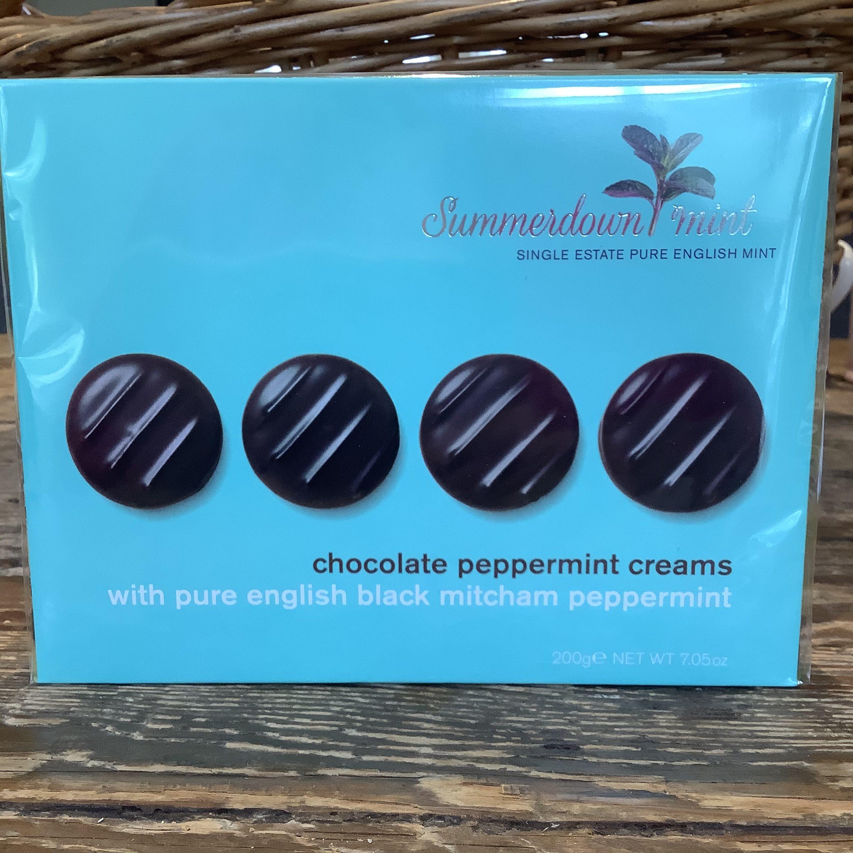 Summerdown Mint Chocolate Peppermint Creams