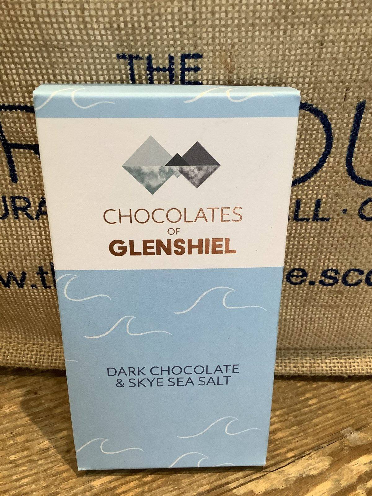 Dark Chocolate & Skye Sea Salt