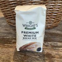 Wrights Premium White bread mix
