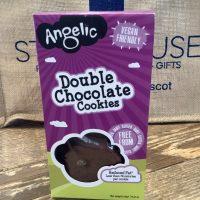 Angelic Double Chocolate Cookies