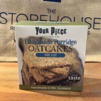 Your Piece Porridge Oatcakes
