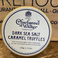Charbonnel et Walker Dark Sea Salt Caramel Truffles