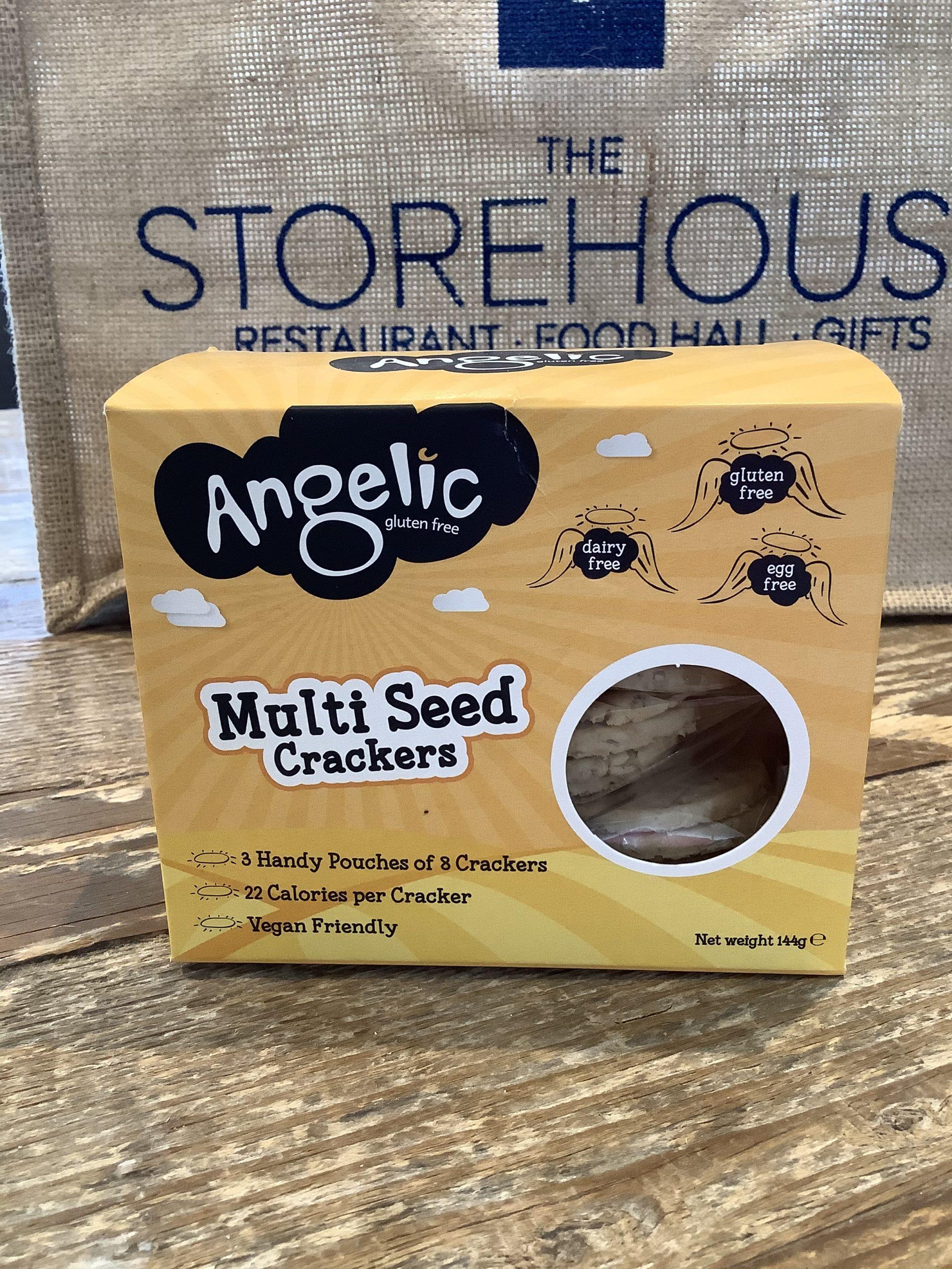Angelic Multi Seed Crackers