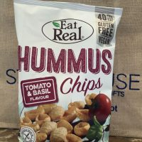Eat Real Tomato and Basil Hummus Chips