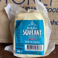Halloumi style Yorkshire Squeaky Cheese