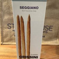 Seggiano Grissini - handmade breadsticks