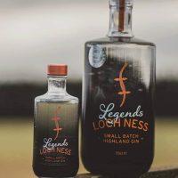 Loch Ness Legends Gin 70cl