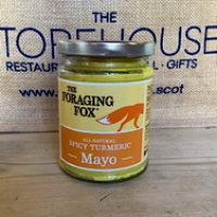 Foraging Fox Spicy Turmeric Mayo