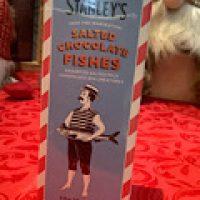 Mr Stanleys Salted Caramel fishes