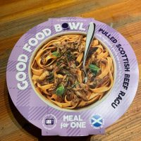 Good Food Bowl Pulled Scottish Beef Ragu