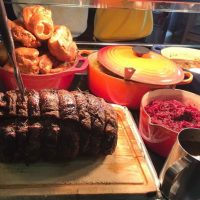 The StorehouseSunday roast