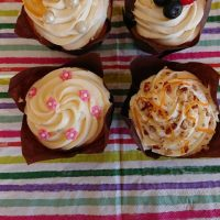 Mother Day Cupcake Box