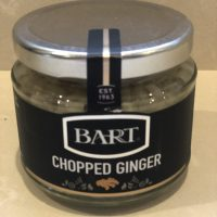 Bart Chopped Ginger