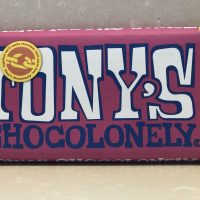 Tony Chocolonely White Raspberry Popping Candy Bar