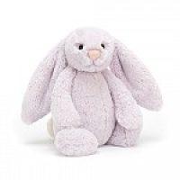 Bashful Lavender Bunny