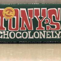 Tony Chocolonely Milk Chocolate Hazelnut Bar